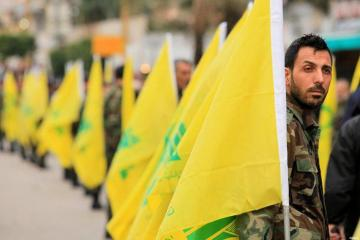 U.S. sanctions three Hezbollah leaders, including two Lebanon Parliament members