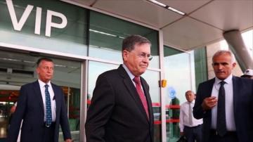 Новый посол США прибыл в Турцию