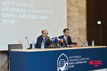 Minister of Culture: Holding a prestigious event like the UNESCO session in Azerbaijan is a remarkable event