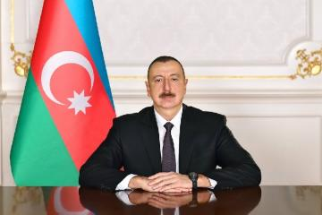 """Prezident İlham Əliyev """"2018-ci il dövlət büdcəsinin icrası haqqında"""" qanunu təsdiq edib"""