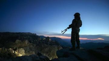 Two terrorists 'neutralized' in southeast Turkey