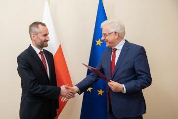 Назначен новый посол Польши в Азербайджане