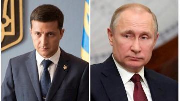 Киев раскрыл ключевую тему разговора Зеленского с Путиным