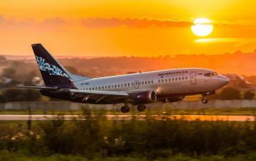 С 25 июля открывается авиарейс Санкт-Петербург – Баку