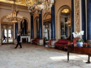 Британская полиция задержала мужчину, пытавшегося проникнуть внутрь Букингемского дворца
