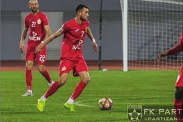 """Erald Çinari: """"Qarabağ""""ın qapıçısının qurtarışı olmasaydı, qol vuracaqdım"""""""