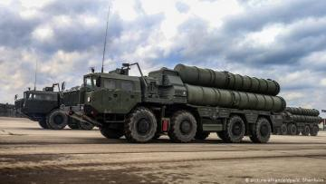 First part of s-400 missile system being handed over to Turkey