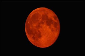 Gələn həftə ilin ikinci Ay tutulması baş verəcək