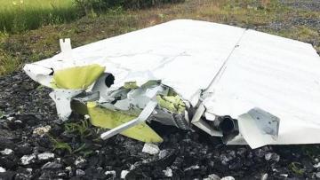 В Швеции самолет потерпел крушение: есть погибшие