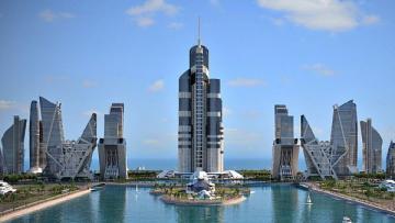 Khazar Islands Complex affiliated to Azerbaijan Industrial Corporation