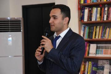 Azərbaycanlı gəncin məqaləsi yüksək nüfuzlu elmi jurnalda dərc olunub