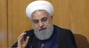 Rouhani: Iran ready to hold talks with US if sanctions lifted