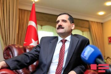"Turkish Envoy: ""Azerbaijan's heart was beating with Turkey on July 15"""