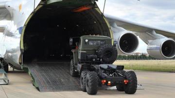 Поставка Турции первого комплекта С-400 завершится в течение недели
