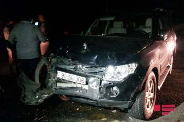 В ДТП в Загатале пострадали пять человек - [color=red]ФОТО[/color]