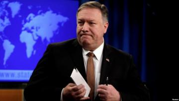 """Помпео: """"Иран готов к переговорам по ракетной программе"""""""