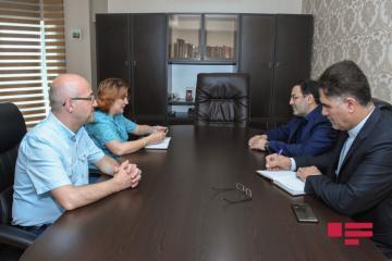 Посол Ирана посетил «APA Group»