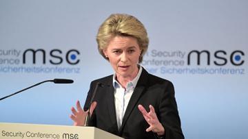 Ursula von der Leyen Avropa İttifaqı Komissiyasının yeni prezidenti seçildi