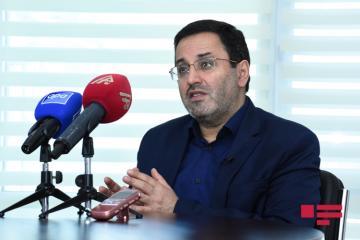 Посол Ирана: Мы всегда поддерживали территориальную целостность Азербайджана - [color=red]ИНТЕРВЬЮ[/color]
