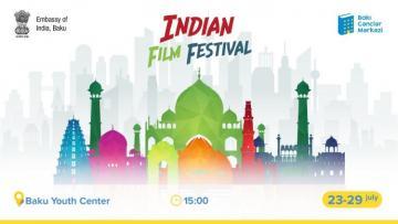 В Баку пройдет фестиваль индийских фильмов