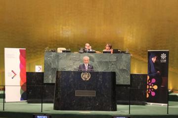 Али Ахмедов рассказал в ООН о невыполненных резолюциях по Нагорному Карабаху