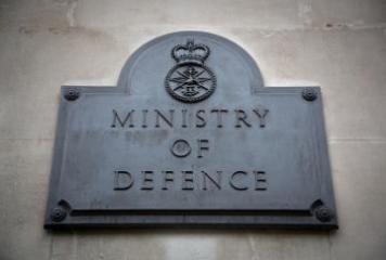 The British Ministry of Defence: Third warship to the Persian Gulf
