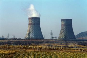 Ереван ведет переговоры с РФ по строительству новой АЭС