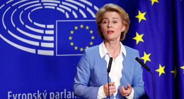 Azerbaijani MFA congratulates Urusla Von Der Leyen on her election as President of the EU Commission
