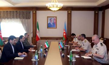 Zakir Hasanov: Cooperation between Azerbaijan and Iran in the military field develops successfully