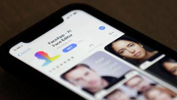 В Германии предостерегли от использования приложения FaceApp