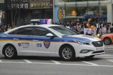Мужчина поджег себя перед  японским посольством в Сеуле