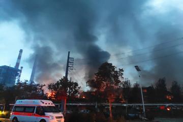 Çində qaz hasilatı zavodunda güclü partlayış olub, azı 10 nəfər ölüb