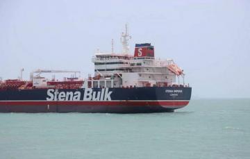 """Ceremi Hant: """"İran tankeri azad etməsə, bunun ciddi nəticələri olacaq"""""""