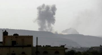 Saudi-Led coalition launches offensive targeting military positions in Yemen