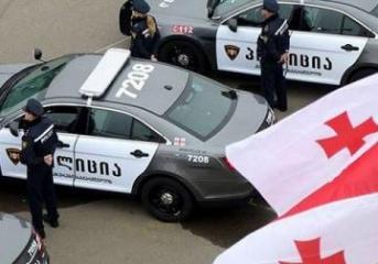 В Тбилиси грабители открыли стрельбу по полицейским