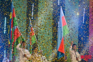 Состоялось открытие XV Европейского юношеского Олимпийского фестиваля Баку-2019 - [color=red]ОБНОВЛЕНО[/color]