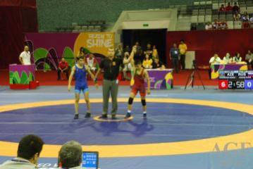 Bakı-2019: Azərbaycan güləşçiləri üçüncü medalı qazanıblar - [color=red]YENİLƏNİB-2[/color]
