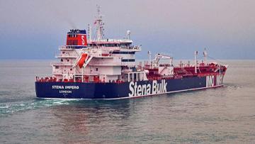 Британия заподозрила Россию в причастности к захвату танкера Ираном