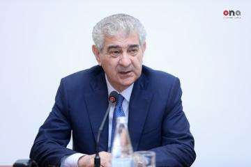 "Ali Ahmedov: ""Freedom of speech and media freedom are fully ensured in Azerbaijan"""