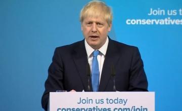 Boris Johnson elected UK Prime Minister
