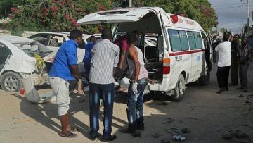 Roadside blast kills at least 8 in Somalia