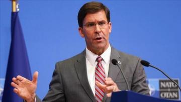 US Senate confirms Mark Esper to be new Pentagon chief