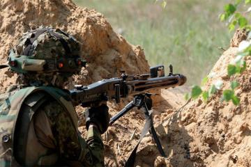 Ermənistan silahlı qüvvələri iriçaplı pulemyotlardan da istifadə edərək atəşkəsi 17 dəfə pozub