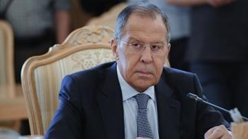 """Лавров: """"Россия никогда не стремилась ухудшать отношения с Грузией"""""""