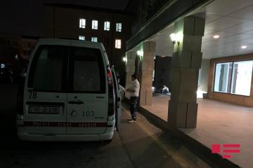 В Баку автомобиль сбил  35-летнего пешехода
