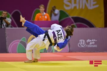 Azərbaycan cüdoçuları Yay Olimpiya Festivalında 1 qızıl və 2 bürünc medal qazanıblar
