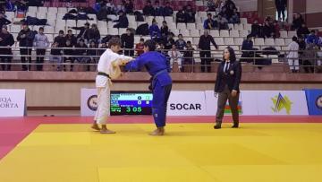 Azərbaycan cüdoçusu Yay Olimpiya Festivalında finala yüksəlib