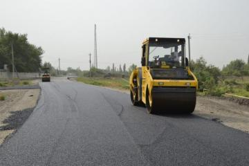 President allocates funding for construction of road in Aghjabadi