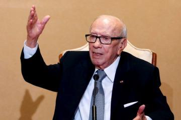 Bəzi ərəb ölkələrində Tunis prezidentinin ölümü matəm günü elan edilib
