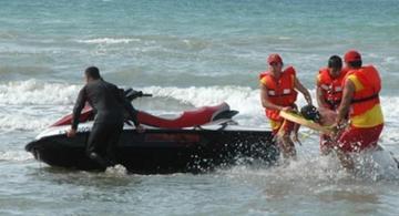 FHN əməkdaşları dənizdə batan 5 nəfəri xilas edib